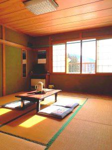 尾瀬の宿ふじや旅館 206号室